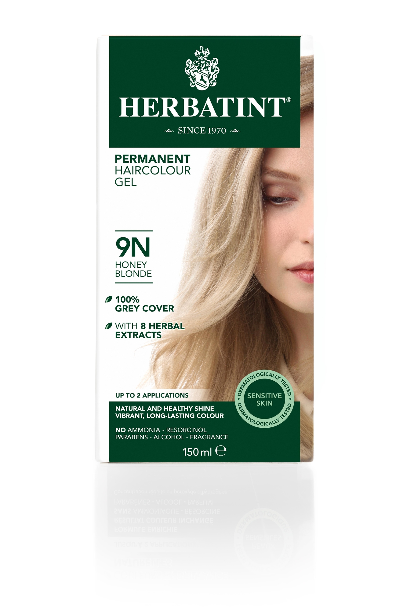 Herbatint 9N Honey Blonde (150 milliliter)