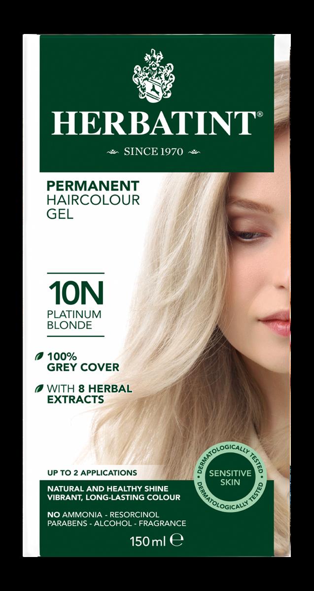 Herbatint 10N Platinum Blonde (150 milliliter)