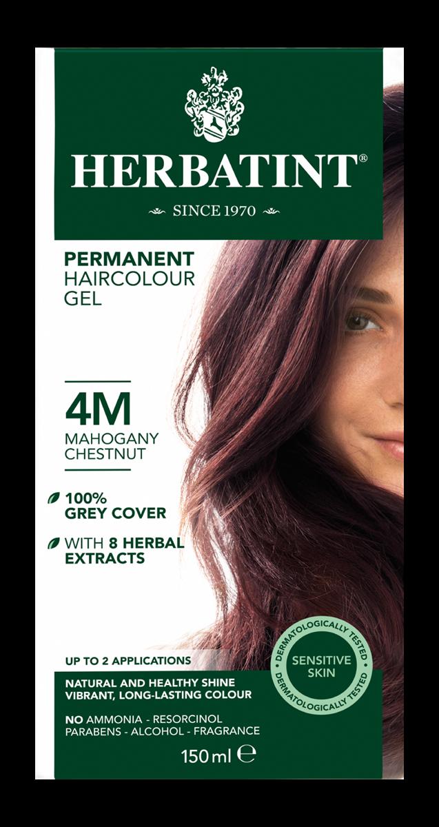 Herbatint 4M Mahogany Chestnut (150 milliliter)