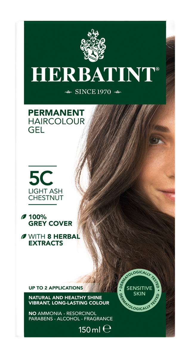 Herbatint 5C Light Ash Chestnut (150 milliliter)