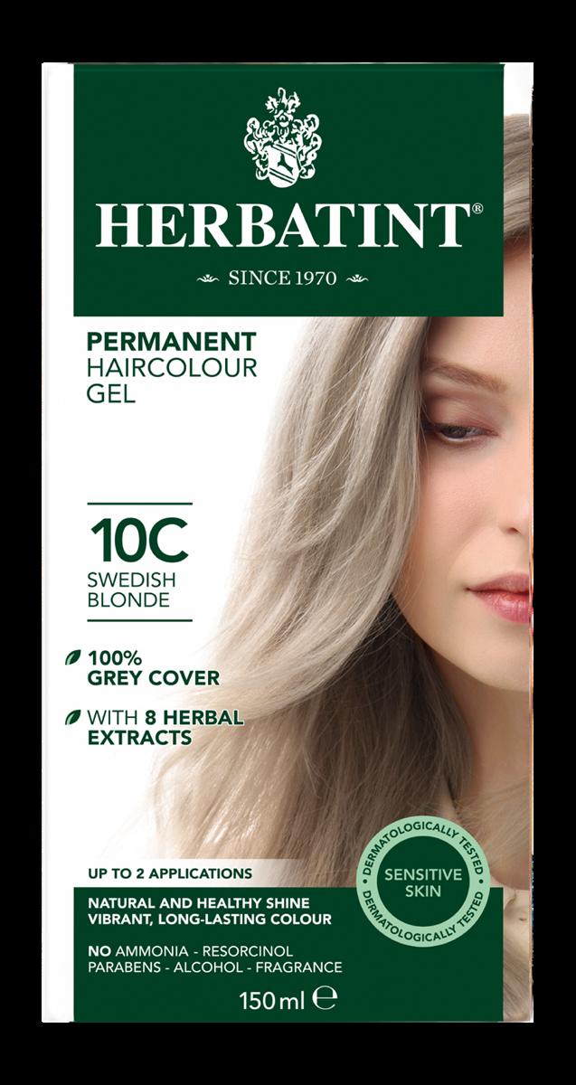 Herbatint 10C Swedish Blonde (150 milliliter)
