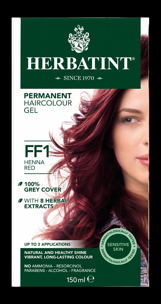 Herbatint FF1 Flash Fashion Henna Red (150 milliliter)