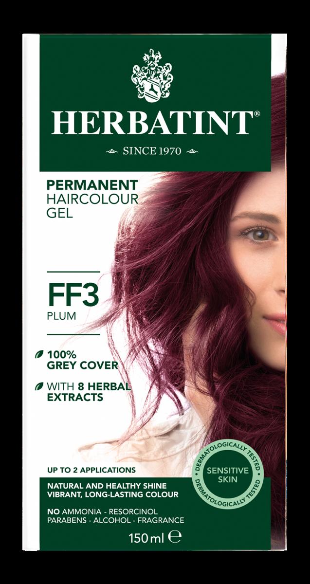 Herbatint FF3 Flash Fashion Plum (150 milliliter)