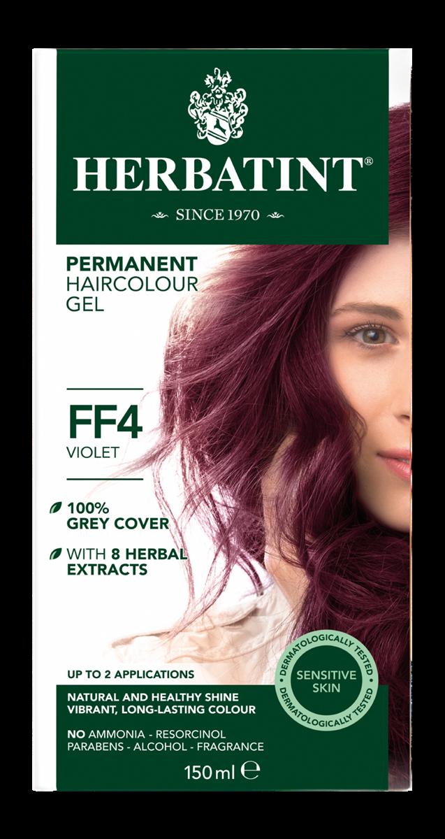 Herbatint FF4 Flash Fashion Violet (150 milliliter)