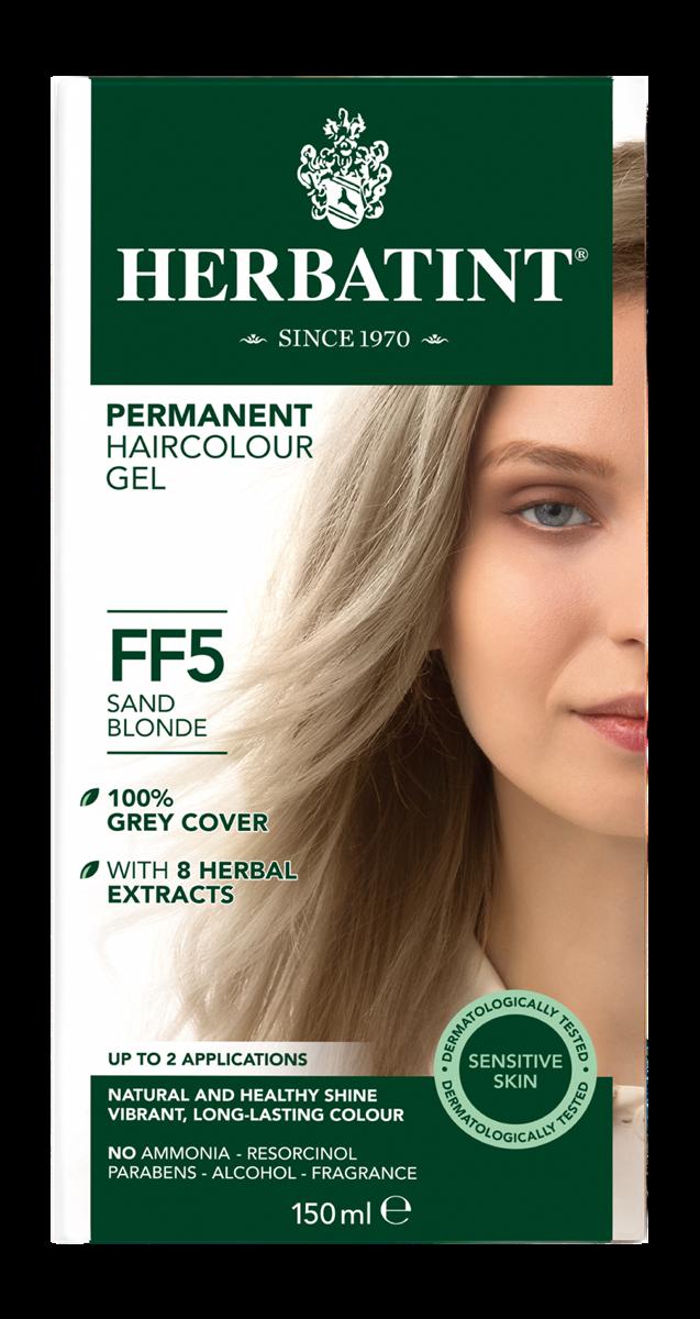 Herbatint FF5 Flash Fashion Sand Blonde (150 milliliter)