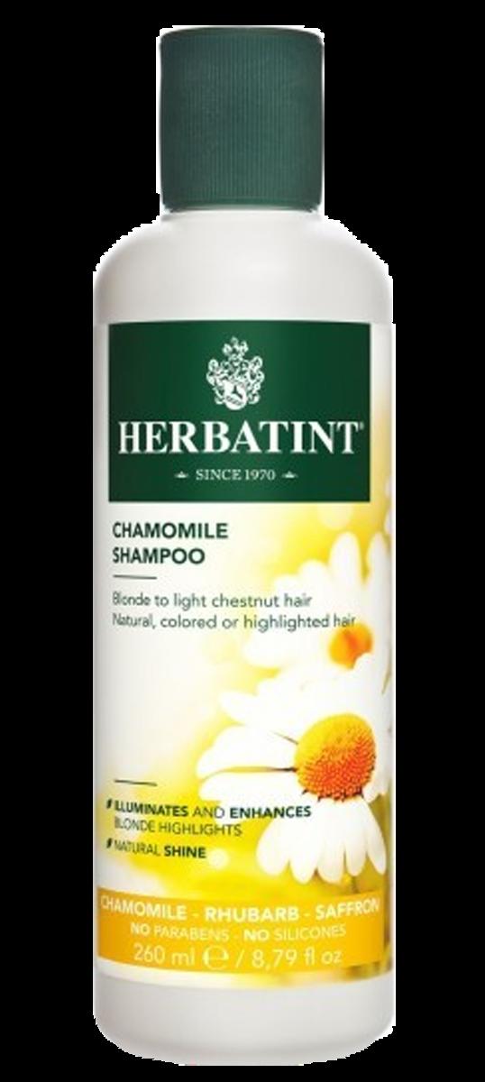 Herbatint Chamomile Shampoo (260 milliliter)
