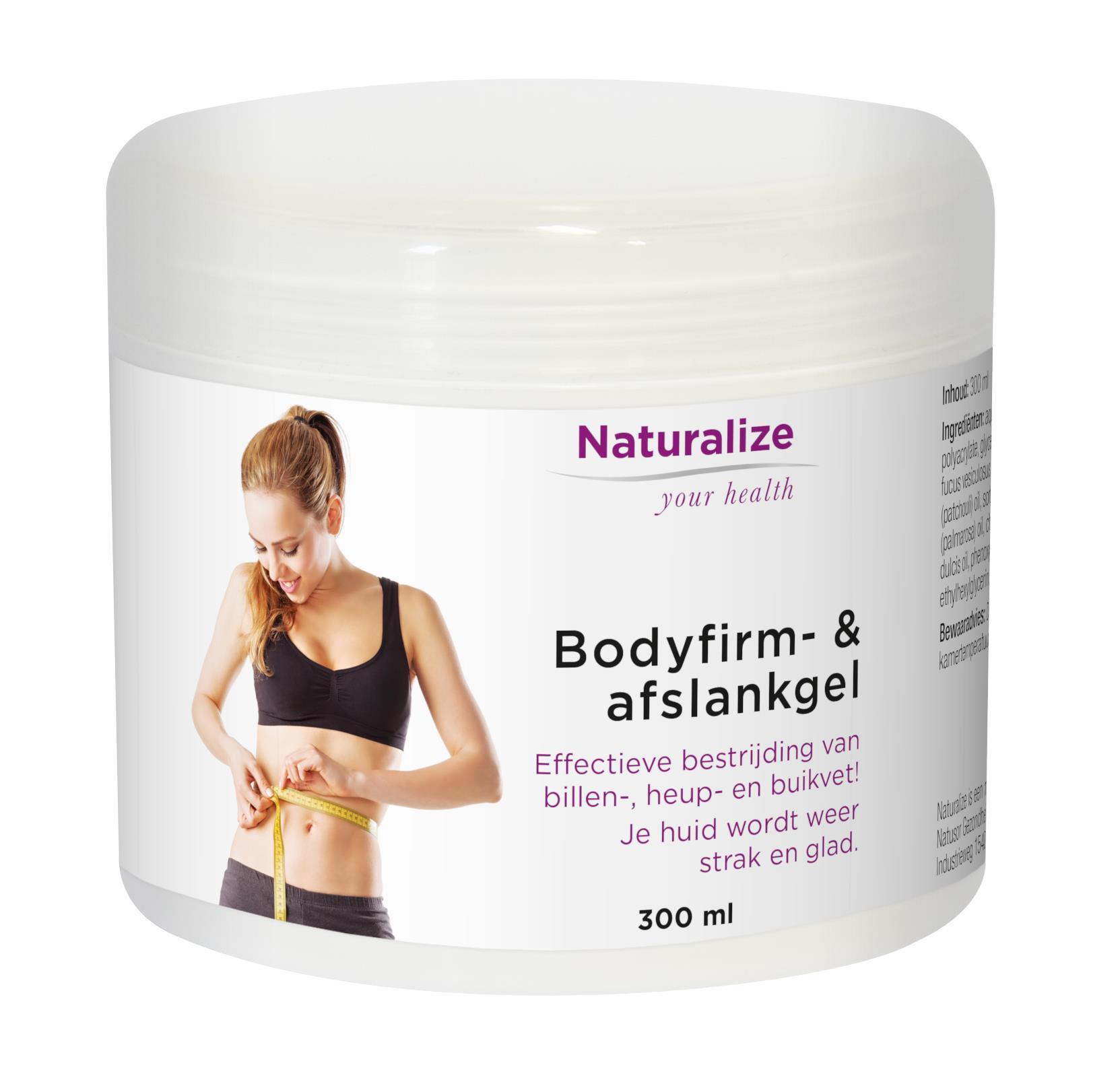 Naturalize Bodyfirm- & afslankgel (300 milliliter)