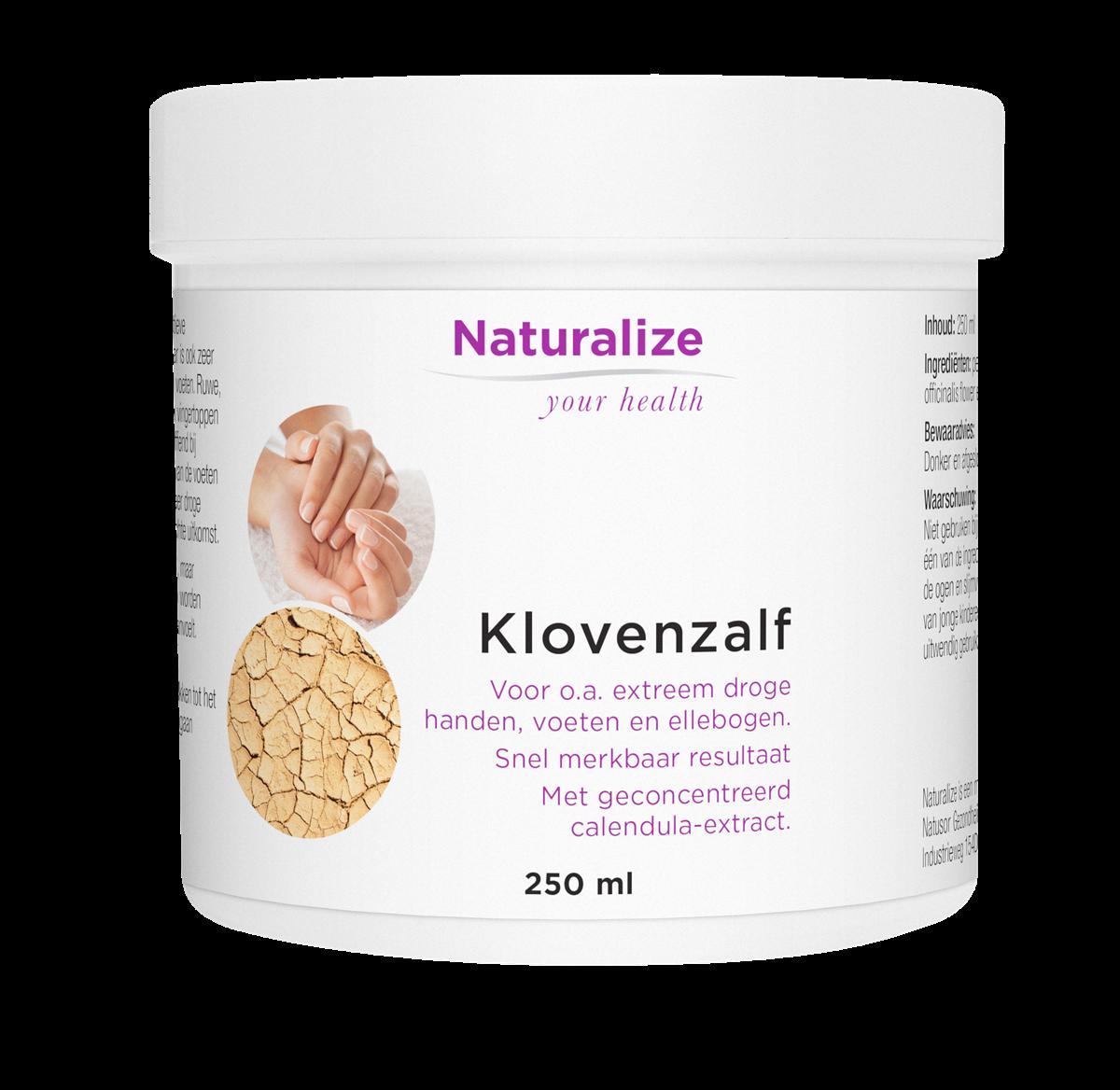 Naturalize Klovenzalf (250 milliliter)