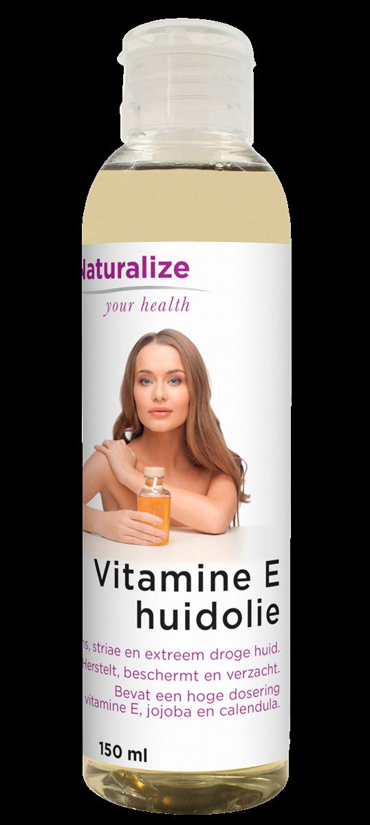 Naturalize Vitamine E-huidolie (150 milliliter)