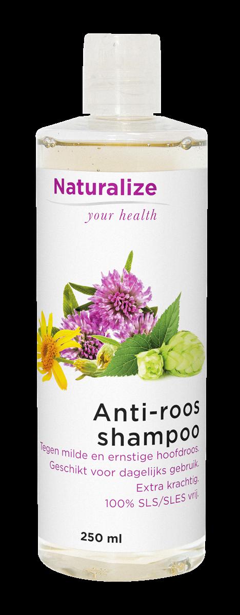 Naturalize Anti-roos shampoo (250 milliliter)