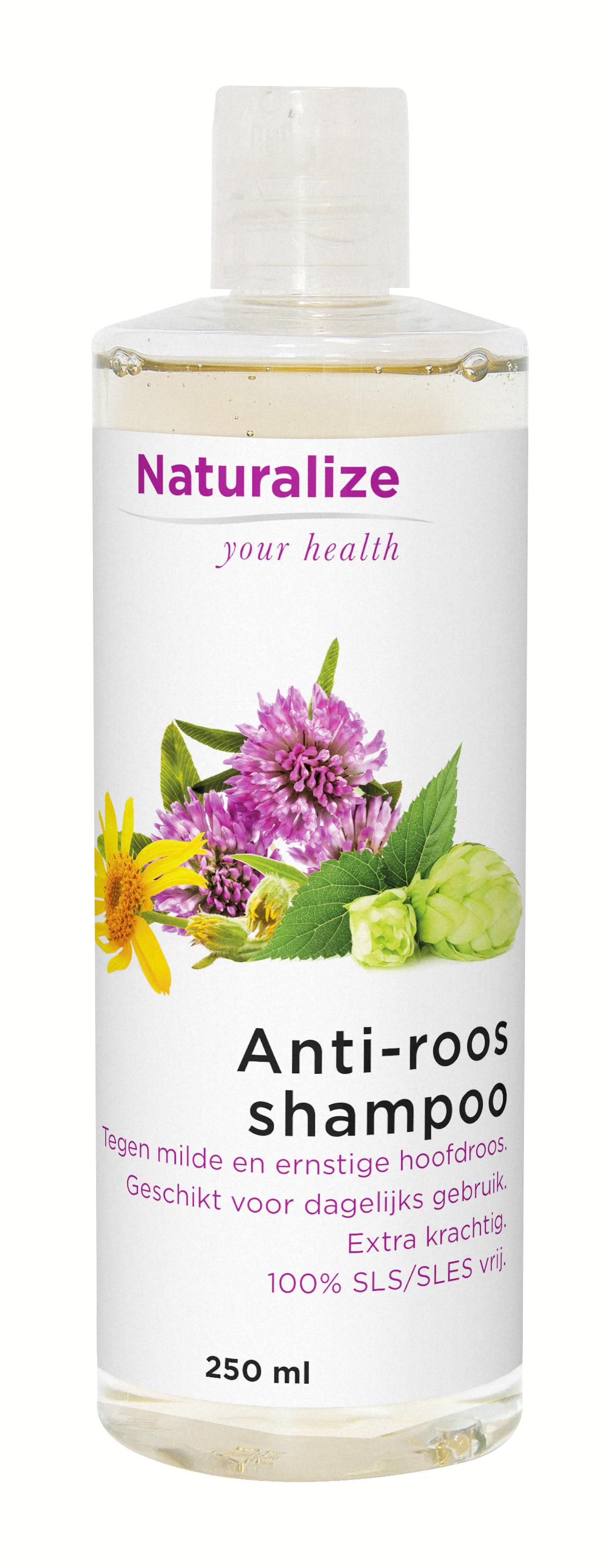 Naturalize Anti-roos shampoo (250 milliliter)