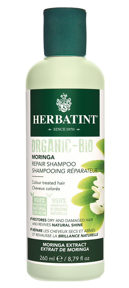 Herbatint Moringa Repair Shampoo (260 milliliter)