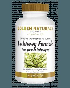 Golden Naturals Luchtweg Formule 60 capsules