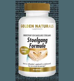 Golden Naturals Stoelgang Formule 60 capsules