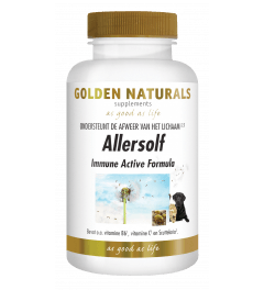 Golden Naturals Allersolf 60 capsules