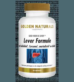 Golden Naturals Lever Formule 60 capsules