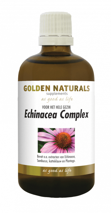 Golden Naturals Echinacea Complex 100 milliliter