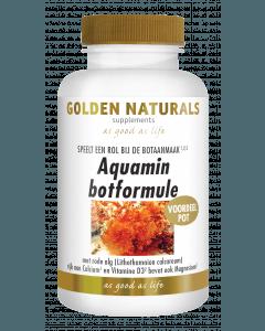 Golden Naturals Aquamin Botformule 180 capsules