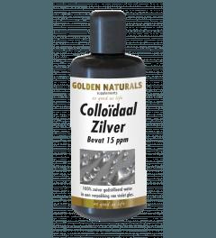 Golden Naturals Colloïdaal Zilver 200 milliliter