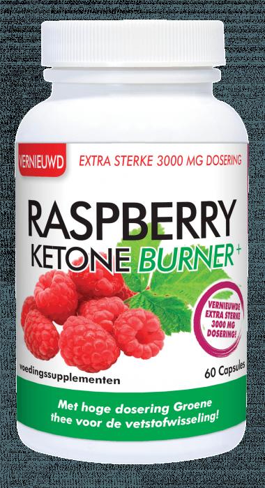 Natusor Raspberry Ketone Burner+ 60 capsules
