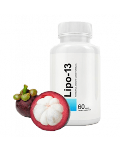 Ecopharma Lipo-13 Powerful Weight Loss 60 tabletten