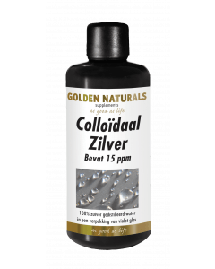 Golden Naturals Colloïdaal Zilver 100 milliliter