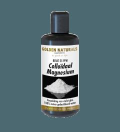 Golden Naturals Colloïdaal Magnesium 100 milliliter
