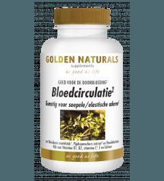 Golden Naturals Bloedcirculatie 60 capsules