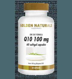 Golden Naturals Q10 100 mg 60 softgel capsules