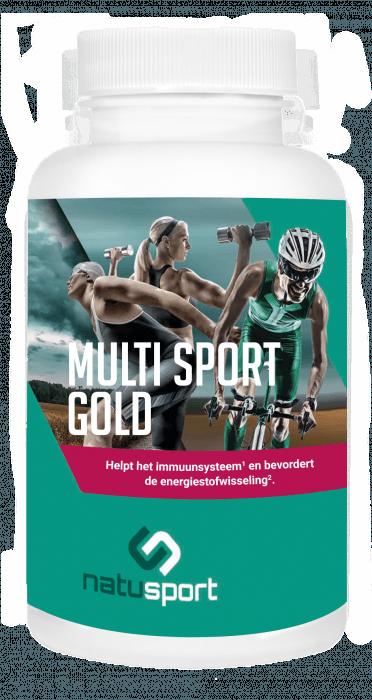 NatuSport Multi Sport Gold 60 tabletten