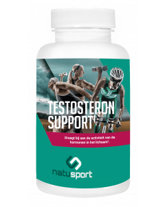 NatuSport Testosteron Support 60 tabletten