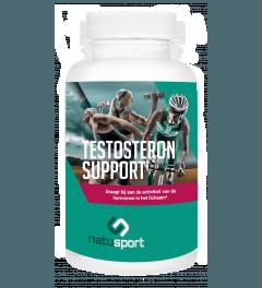 NatuSport Testosteron Support 60 tabletten