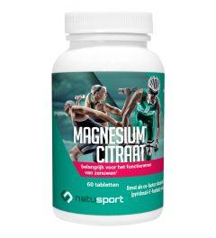 NatuSport Magnesium Citraat 60 tabletten