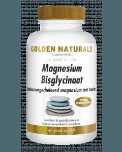 Golden Naturals Magnesium Bisglycinaat 90 tabletten