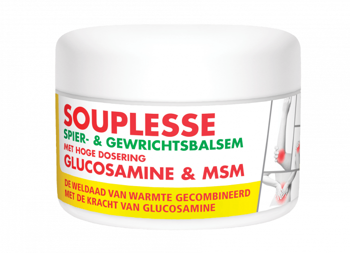 Natusor Souplesse Spier- & Gewrichtsbalsem 200 milliliter