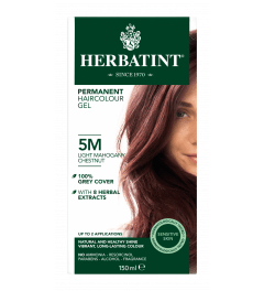 Herbatint 5M Light Mahogany Chestnut 150 milliliter