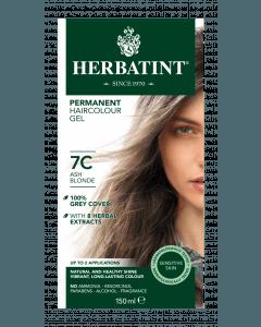 Herbatint 7C Ash Blonde 150 milliliter