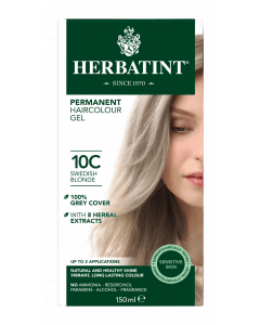 Herbatint 10C Swedish Blonde 150 milliliter