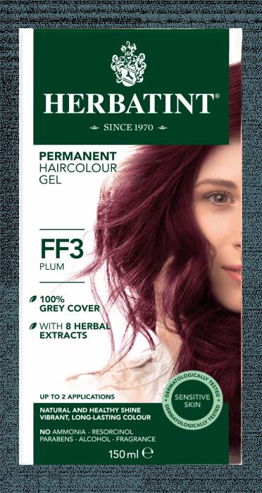 Herbatint FF3 Flash Fashion Plum 150 milliliter