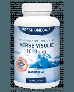 Natusor Fresh Omega-3 Verse Visolie 120 softgel capsules