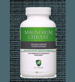 Biotisan Magnesium Citraat 60 vegetarische Plantcaps®