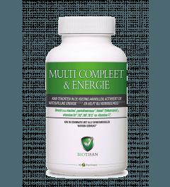 Biotisan Multi Compleet & Energie 60 vegetarische Plantcaps®