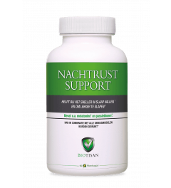 Biotisan Nachtrust Support 60 vegetarische Plantcaps®