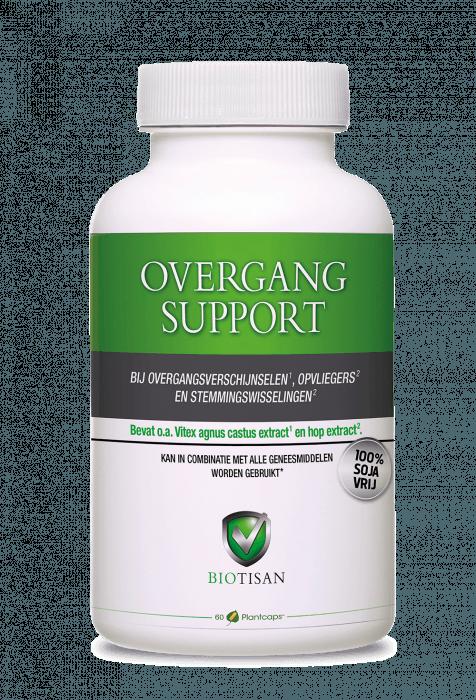 Biotisan Overgang Support 60 vegetarische Plantcaps®