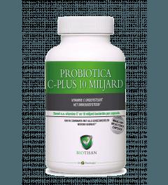 Biotisan Probiotica C-Plus 10 miljard 60 vegetarische Plantcaps®