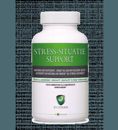 Biotisan Stress-Situatie Support 60 vegetarische Plantcaps®