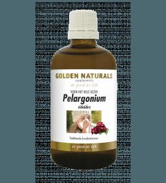 Golden Naturals Pelargonium 100 milliliter