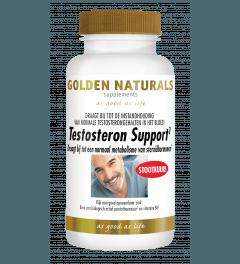 Golden Naturals Testosteron Support 30 tabletten