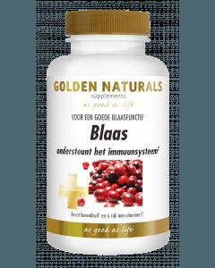 Golden Naturals Blaas 90 tabletten