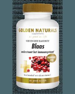 Golden Naturals Blaas 180 tabletten